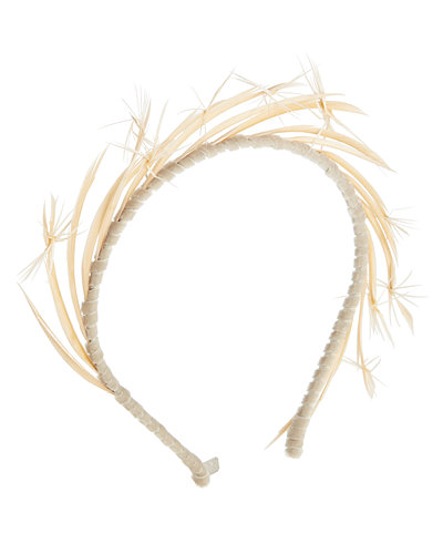 Lyra Feather Headband