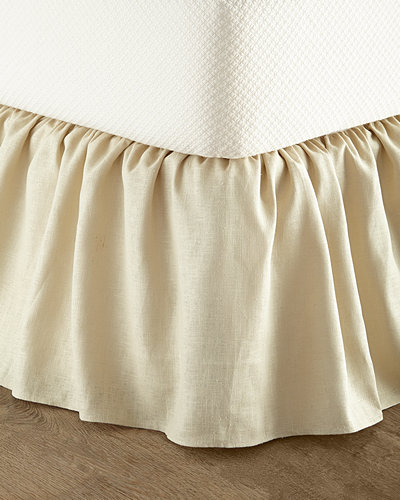 Sherry Kline Home Collection Queen Monterey Solid-Color Dust