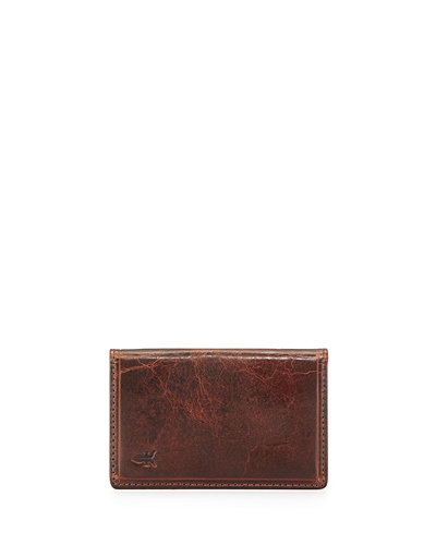Logan Small Leather Bi-Fold Wallet