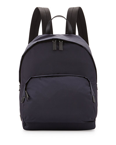 Zaino Clean Nylon Backpack