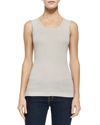 Superfine Sleeveless Tank