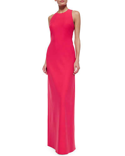 Freya Racerback Jersey Maxi Dress