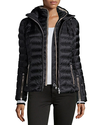 Bogner Reo Kylie Two-Layer Puffer Coat