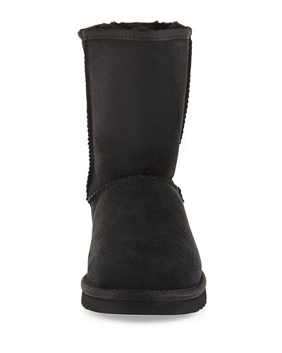 Classic Short Suede Boot