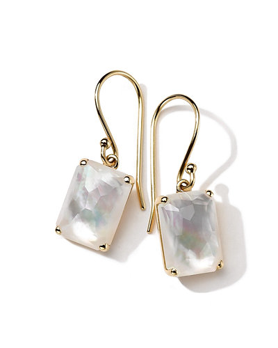 Ippolita 18k Rock Candy Drop Earrings