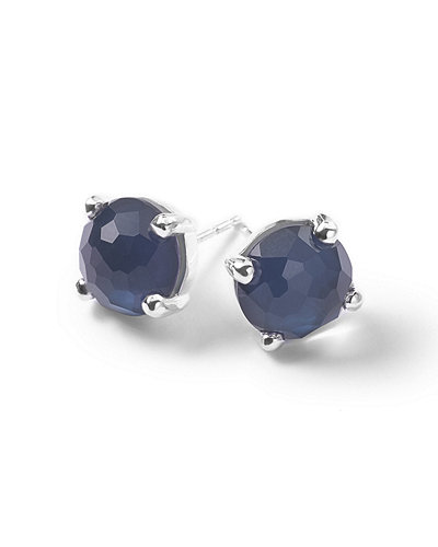 Ippolita Silver Wonderland Mini Stud Earrings
