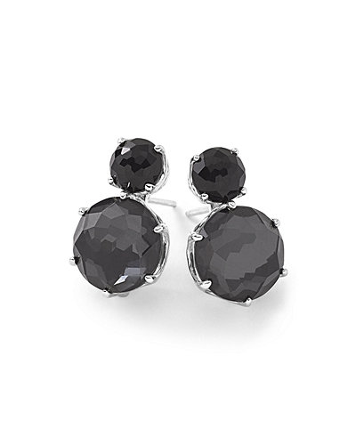 Ippolita Wonderland 2-Stone Stud Earrings