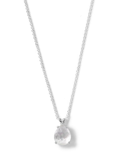 Wonderland Pear Shape Pendant Necklace