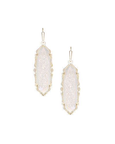 Kendra Scott Fran Druzy Drop Earrings