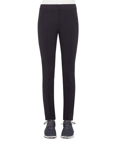Franca Cropped Techno Pants
