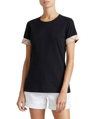 burberry kids outlet online f36l  Burberry Short-Sleeve Long Tee
