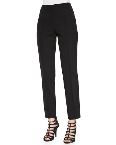 Hepburn Slim Stretch Pants