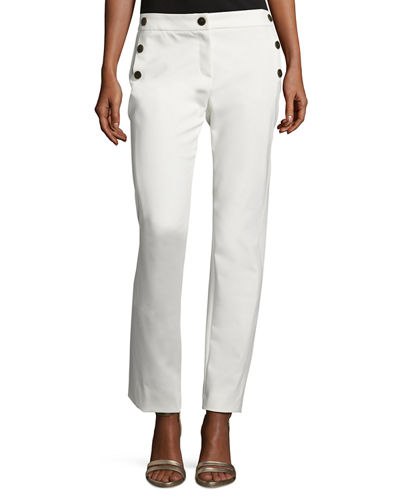 Tega Sailor Ankle Pants