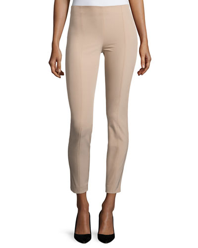 Cosso Skinny Cropped Pants