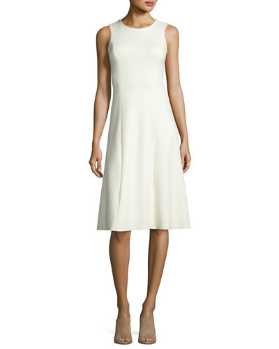 Kaly Sleeveless A-Line Dress