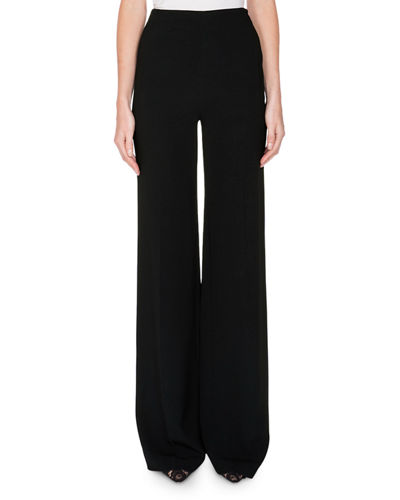 Axon High-Waist Wide-Leg Pants