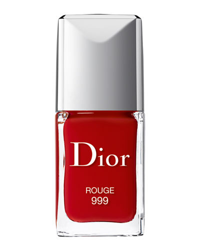 Dior VernisCouture Color, Gel Shine & Long Wear Nail Lacquer