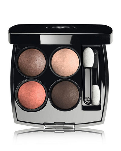 <B>LES 4 OMBRES</b><BR>Multi-Effect Quadra Eyeshadow