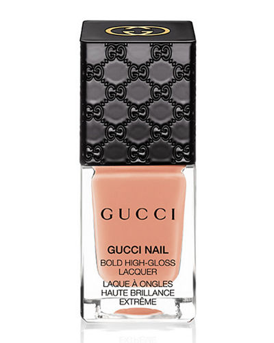 Gucci Makeup Gucci Bold High-Gloss Nail Lacquer