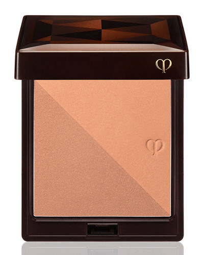 Cle De Peau Bronzing Powder Duo
