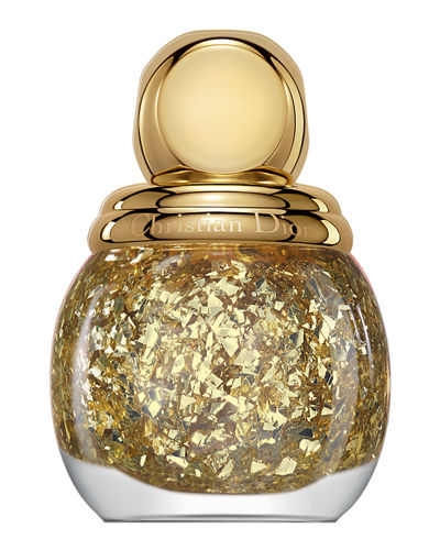 Dior Beauty - Gold Glitter Nail Lacquer