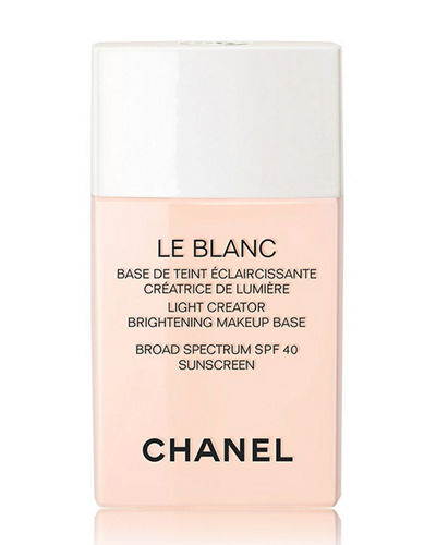 <B>LE BLANC</B><BR>Light Creator Brightening Makeup Base Broad Spectrum SPF 40 Sunscreen, 1.0 oz.