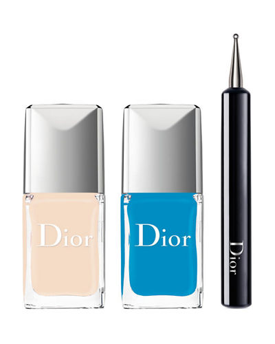 Dior Beauty Limited Edition Dior Vernis Polka Dots