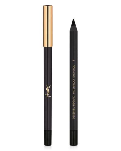 Saint Laurent Dessin du Regard Waterpoof Eye Pencil