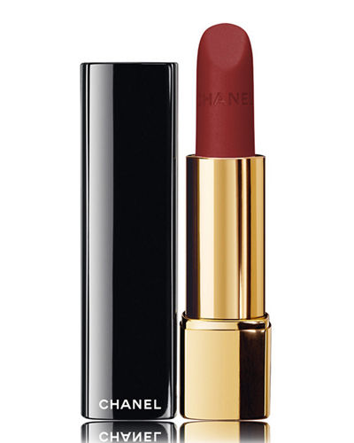 <b>ROUGE ALLURE VELVET - LE ROUGE COLLECTION N°1</b><br>Intense Long-Wear Lip Colour
