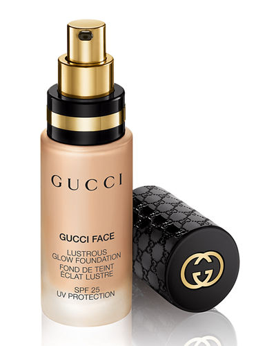 Gucci Lustrous Glow Foundation SPF 25, 1.0 oz.