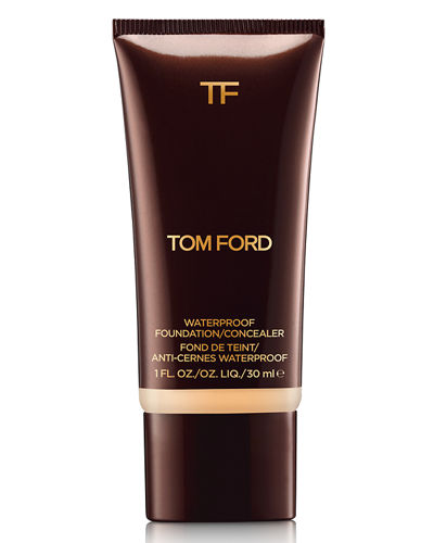 Waterproof Foundation and Concealer, 1.0 oz.