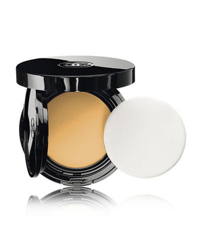 VITALUMI & #200RE AQUA FRESH & HYDRATING CREAM COMPACT SUNSCREEN MAKEUP BROAD SPECTRUM SPF 15