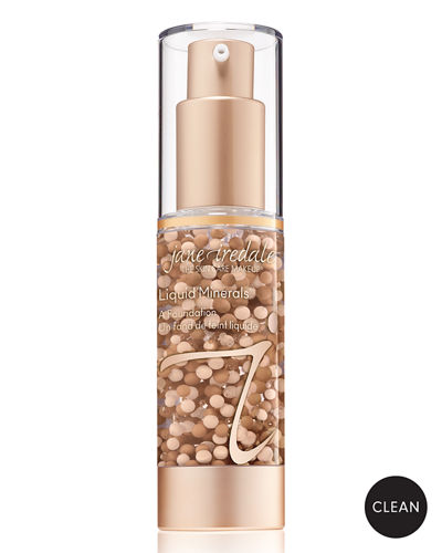 Liquid Minerals A Foundation, 1.0 oz.