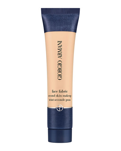 Face Fabric Foundation Second Skin Makeup