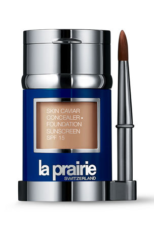 La Prairie 1.0 oz. Skin Caviar Concealer and Foundation Sunscreen SPF 15