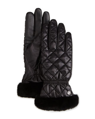 Ugg Quilted Gloves