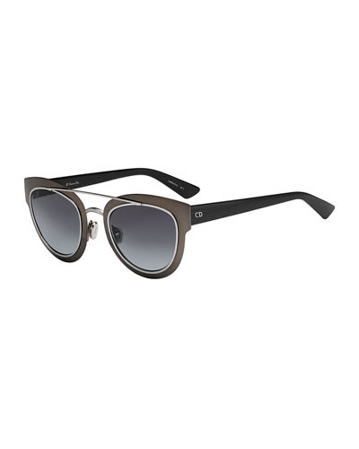Chromic Square Acetate Sunglasses