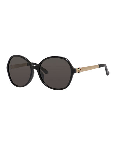 Butterfly Universal-Fit Sunglasses