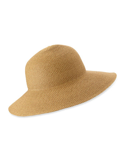 Squishee IV Woven Round-Dome Sun Hat