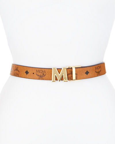 Reversible Logo Belt