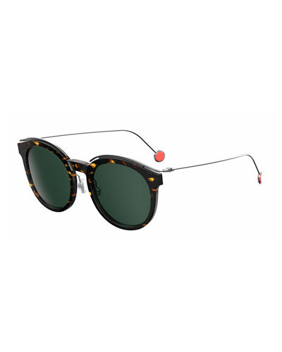 Blossom Square Acetate Sunglasses