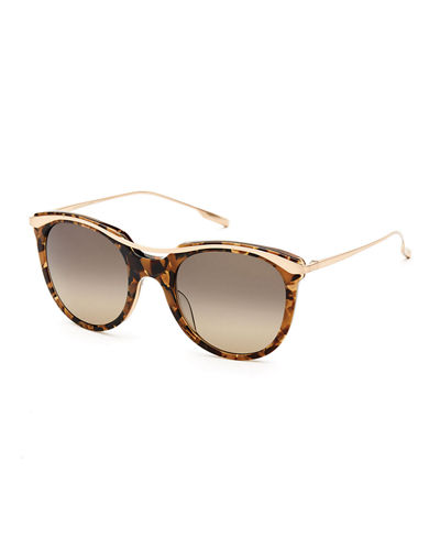 Elkins Rounded Square Polarized Sunglasses