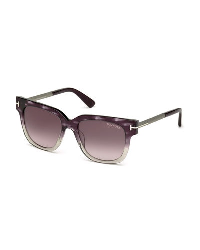 Tracy Universal-Fit Square Sunglasses