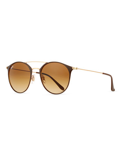ray ban double bridge sunglasses