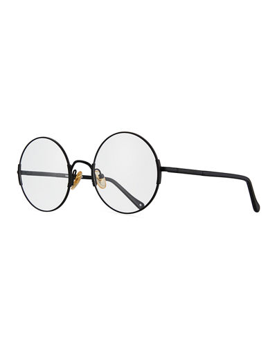 Valentine Round Clip-On Sunglasses