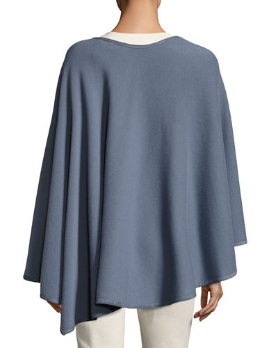 Baby Cashmere Circle Cape