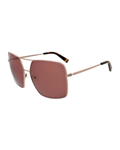 Kendall + Kylie Sophie Oversized Square Sunglasses