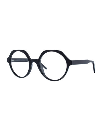 Smoke X Mirrors Angelina Round Optical Frames