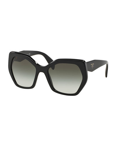 Heritage Angled Butterfly Sunglasses
