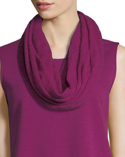 Featherweight Wool Infinity Scarf